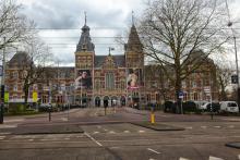 corona voorkant Rijksmuseum
