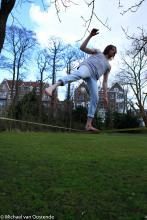 Street Photography Amsterdam balance