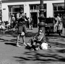 Street Photography Amsterdam  No ball